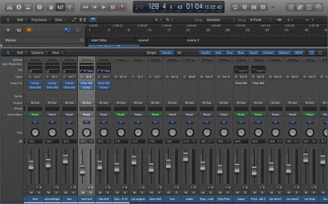 Logic Pro X Final Mix