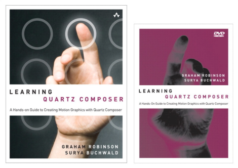 Learning Quartz Composer book & DVD