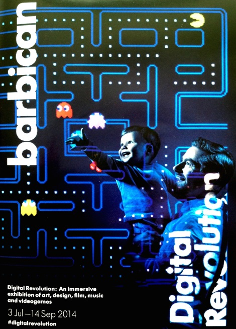 Barbican - Digital Revolution