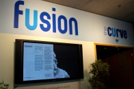 Fusion entrance display