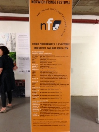 Norwich Fringe Festival 2014
