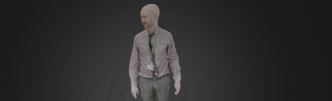 3d scan of me