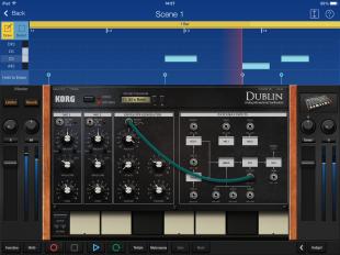Dublin monophonic semi-modular synth