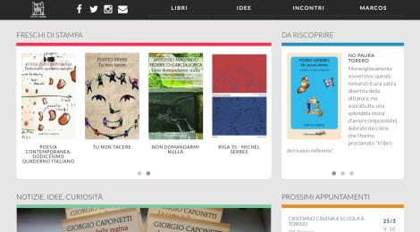 marcos y marcos website